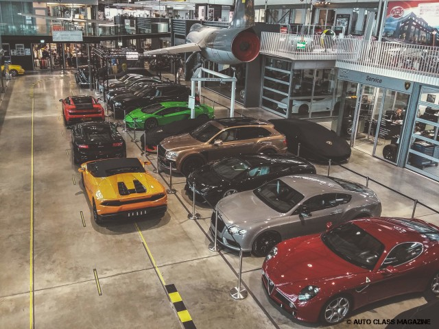 Motorworld looks like a toy supercars pit of dreams auto for Motor world used cars