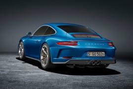 Porsche 911 GT3 Touring Package: 911 R Owners' Worst Nightmare