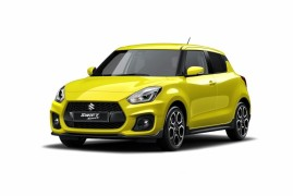 Suzuki Swift Sport: Take It Seriously