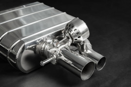 Your Ultimate Audi RS6 (or RS7) Needs A Capristo Exhaust!