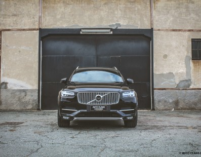 Volvo XC90 D5: Luxury Comes from the North