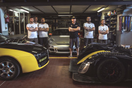 Import Garage: With Motorsport in Heart and Bones