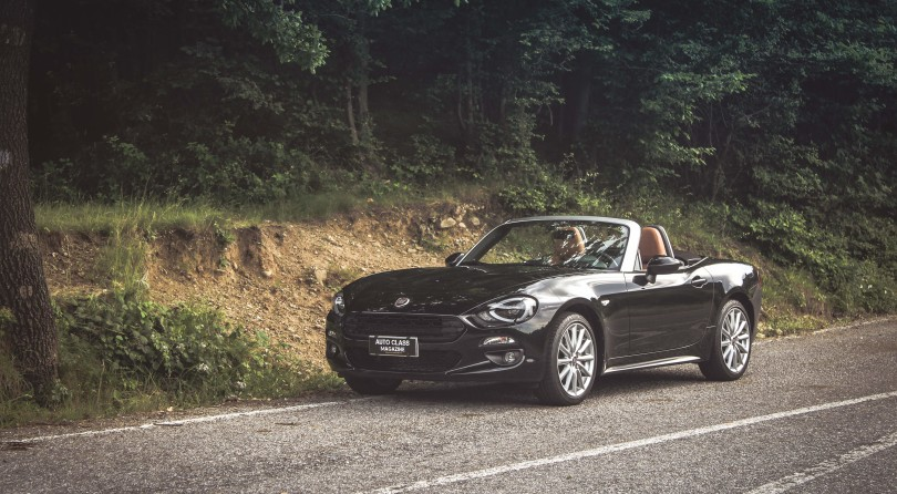Fiat 124 Spider: Everything a Happy Life Has to Be