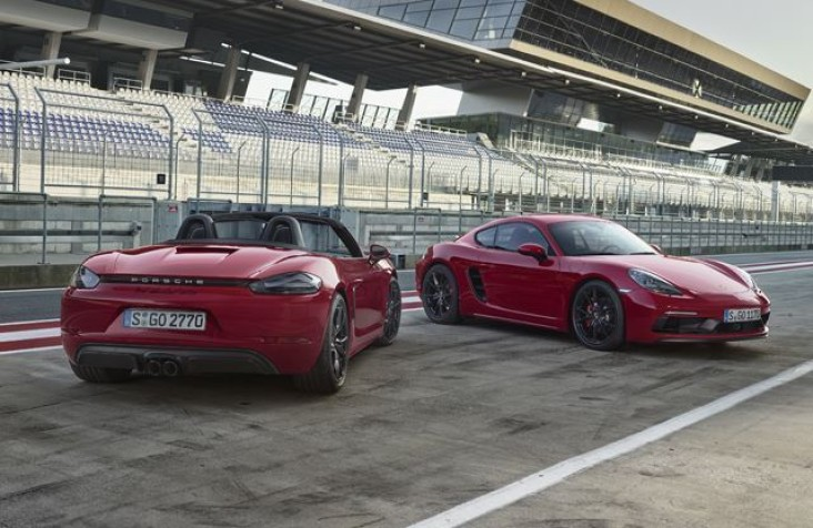 718 Boxster & Cayman GTS: Insatiable