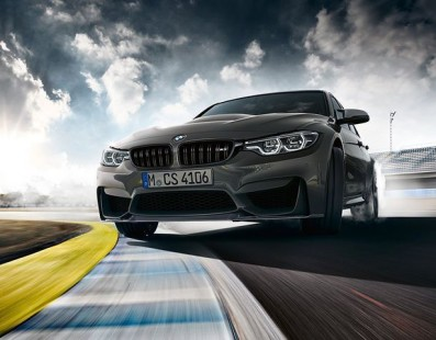 BMW M3 CS: The True Meaning of Super-Sedan