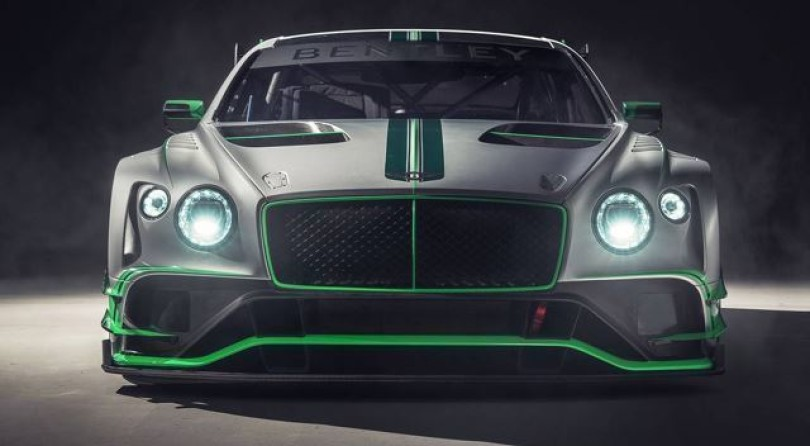 Bentley Continental GT3: Ready the Second Generation's Winning Breed