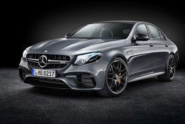 When the Three-Pointed Star Turns Deadly, Mercedes-AMG E63 by Capristo Exhaust