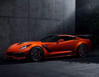 Corvette ZR1: 755 HP. What Else Do You Need?