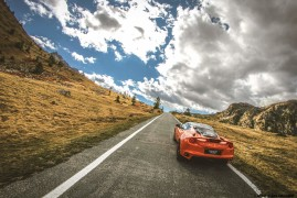 Lotus Evora 400: The Mountains Have Eyes (Performance Tour)