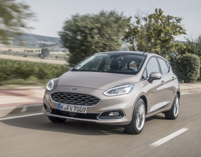 New Ford Fiesta: It's Here!