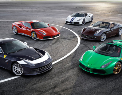Ferrari Celebrates 70 Years With 70 Special Liveries: Check Them All Here !