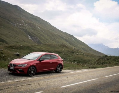 Seat Leon Cupra SC: The Secret Ingredient