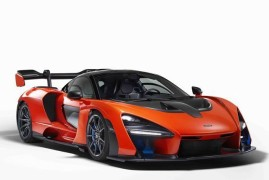 Aeroslave: The McLaren Senna Is A 789-HP Road Legal Prowler