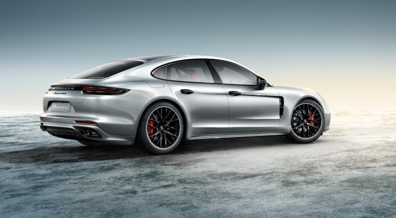 Porsche Panamera Turbo/Turbo S: Even Better With A Capristo Exhaust