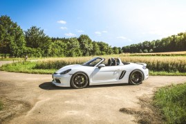 Techart 718 Boxster S: Bring Me The Horizon