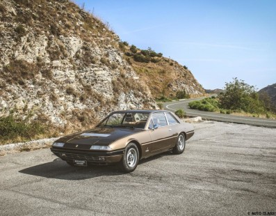 Ferrari 365 GT4 2+2: The Perfect Portrait
