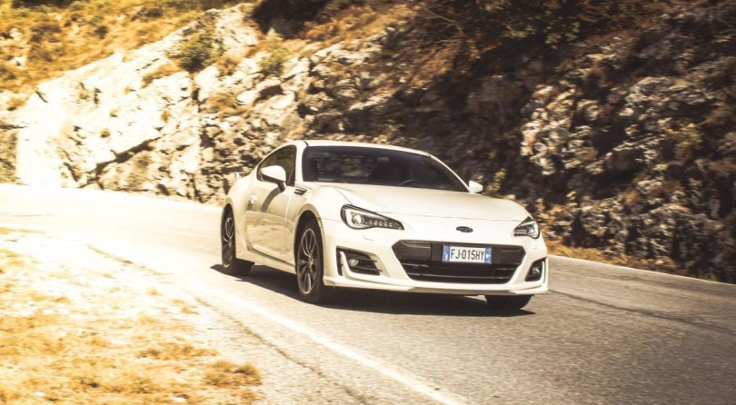 Subaru BRZ: The World Needs A Hero
