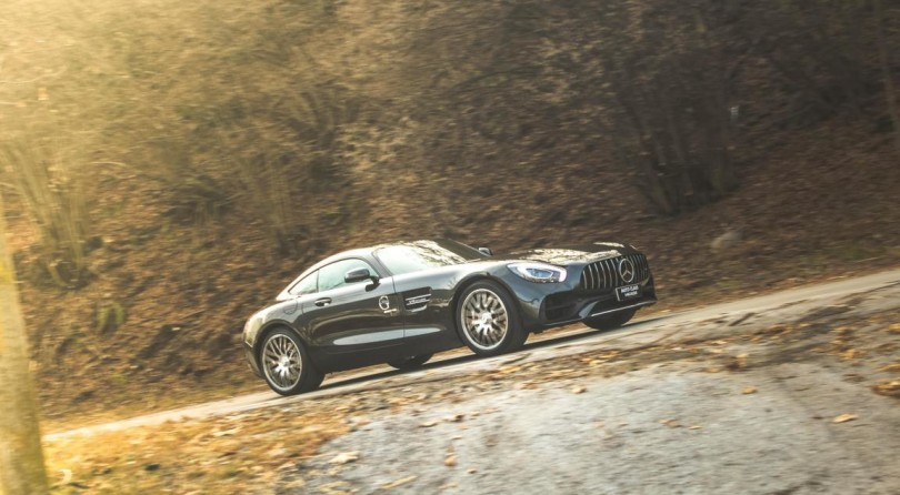 Mercedes AMG GT: 'Til The End Of The Road