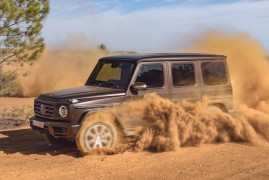 The Icon. 40 Years Later. Meet The New Mercedes G-Class
