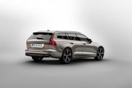 The New Volvo V60 Gives Plenty of Luxury Without Costing You a Kidney