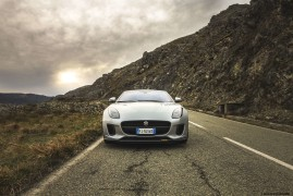 Jaguar F-Type 400 Sport Convertible: An Unexpected Journey