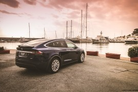 Tesla Model X 100D: The X-Files