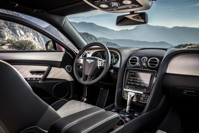Bentley Flying Spur V8 S Auto Class Magazine