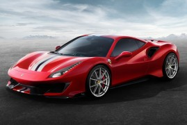 Ferrari 488 Pista: Bow Down To The King