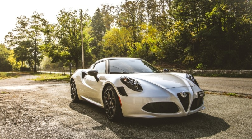Alfa Romeo 4C: Falling In Love In 4,5 Seconds