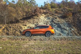 Nissan X-Trail: Hidden Paths