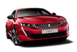 Peugeot 508: Mind Blowing New Sedan From France