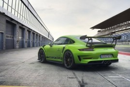 2018's Porsche 911 GT3 RS: Last Of Its Kind