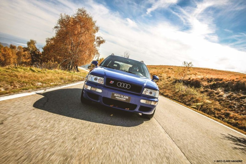 Audi RS2 Porsche 911 Turbo065 Auto Class Magazine