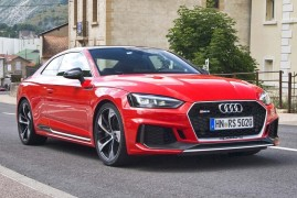 Audi RS5 by Capristo: Very Heavy, Very Angry