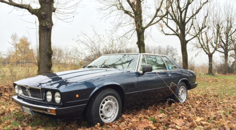 Maserati Kyalami: The Swan Song Of The Trident Glory