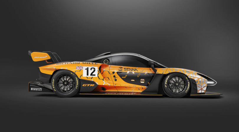 The McLaren Senna GTR Is The Ultimate Racing Car