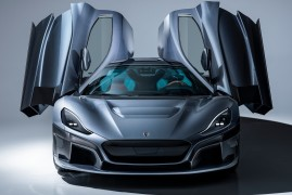 The New Rimac C_Two Has 1.914HP And 2.300Nm Of Torque. Any Doubts On Electric Cars?