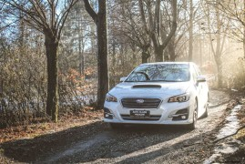 Subaru Levorg: The Outsider