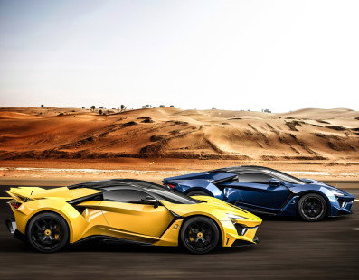 W-Motors Ha Mantenuto La Promessa! Ecco La Fenyr Supersport