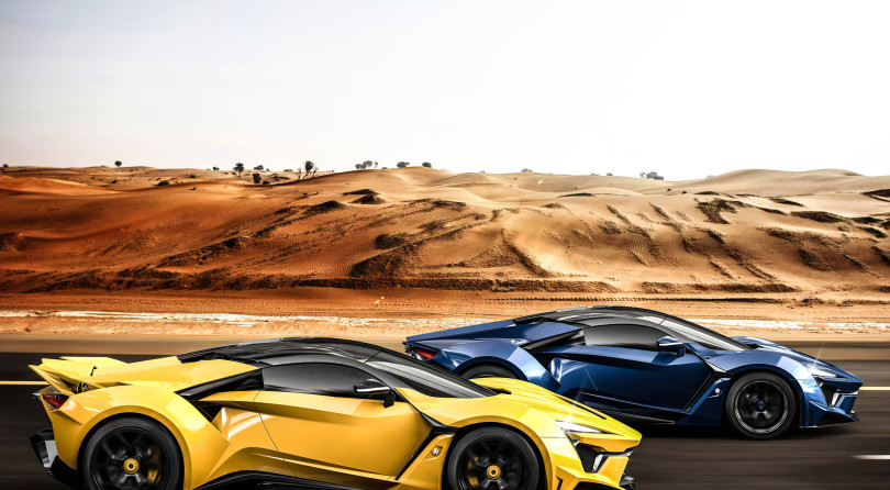 W Motors Fenyr >> W Motors Finally Made It Here Is The Fenyr Supersport Auto Class