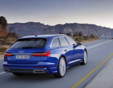 Premium Families' Favorite: This Is The New Audi A6 Avant
