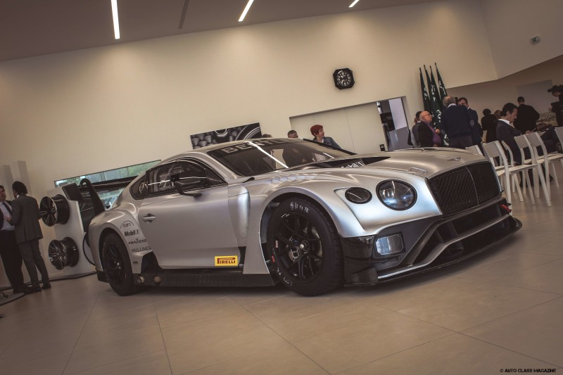 Auto Class Magazine Bentley Continental GT3001
