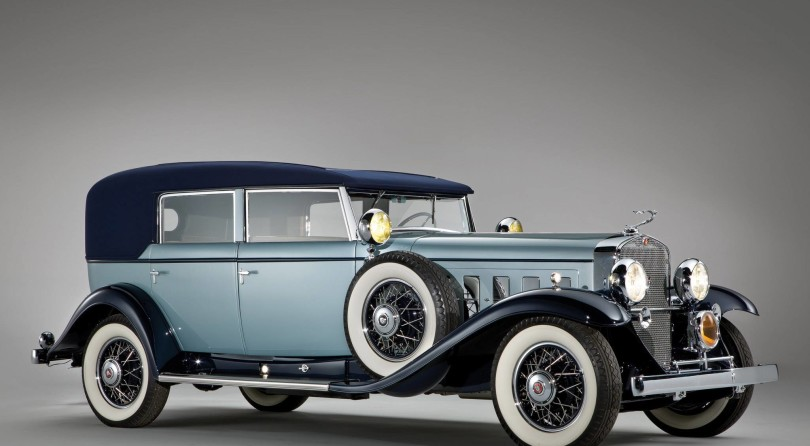 When 12 Cylinders Were Not Enough, The Cadillac V16 Was Born