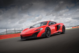 The McLaren 675LT Turns Into A Track-Slaughterer Thanks to Capristo Exhaust