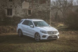 Mercedes GLE 250d: Bright Star