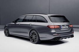 Mercedes Unveils AMG E53 Wagon and Sedan
