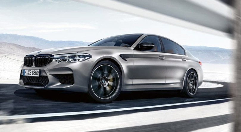 BMW M5 Competition: The Beauty Of The Beast