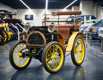 120 Years of Renault – Renault Type A (1898)