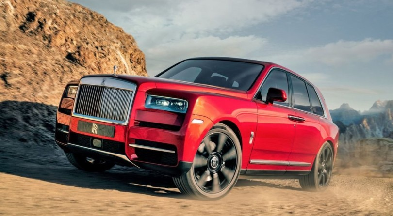 Now You Can Go Offroad With A Rolls Royce: This Is RR's First SUV, The Cullinan