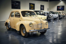 120 Years of Renault – Renault 4CV (1944)